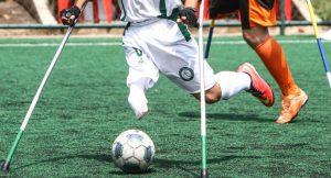 Futebol para Amputados é realidade no desporto nacional. (Foto: Bruno Cantini/Clube Atlético Mineiro/Fotos Públicas/Reprodução)