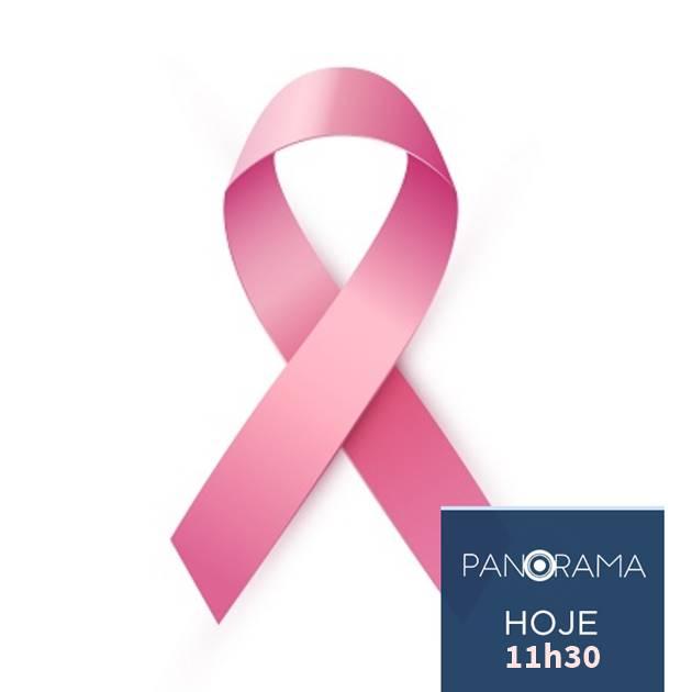 Panorama desta terça-feira discute o câncer de mama. (Imagem: TV Cultura/Reprodução)