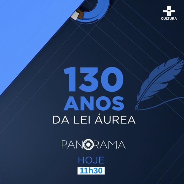 Panorama vai ao ar a partir das 11h30 na TVE Cultura e no Portal da Educativa, com reprise às 2h. (Imagem: TVE Cultura/Divulgação)
