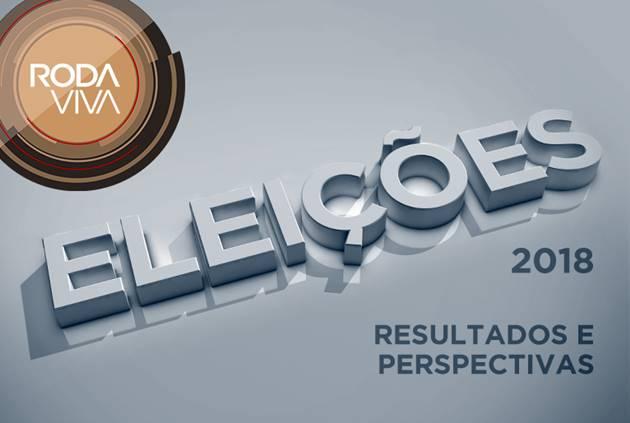 Roda Viva debate com o filósofo José Arthur Giannotti o resultado das eleições deste ano. (Imagem: TV Cultura/Divulgação)