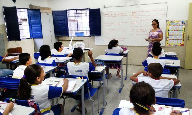 Panorama MS analisa diferenças entre os modelos tradicional e montessoriano de ensino. (Foto: Sumaia Vilela / Agência Brasil)