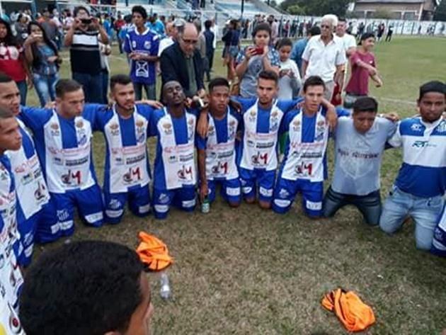 Campeão do Sub-19, Aquidauanense terá o Atlético-MG pela frente na estreia da Copa SP. (Foto: FFMS/Divulgação)