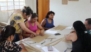 Bodoquena recebe curso profissionalizante de Modelagem e Costura