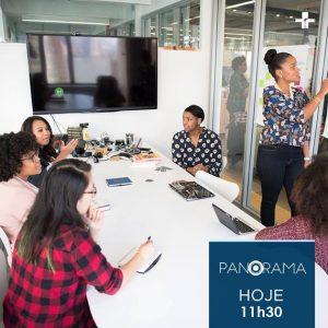 Panorama discute o empreendedorismo feminino nesta quarta-feira, a partir das 11h30, na TVE Cultura. (Imagem: TV Cultura de São Paulo/Divulgação)