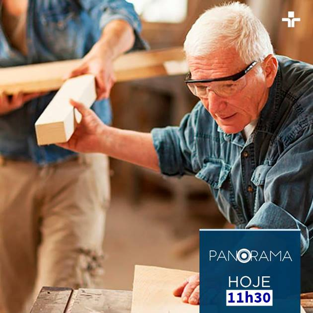 Panorama discute participação dos idosos no mercado de trabalho em programa nesta quarta-feira. (Imagem: TV Cultura/Divulgação)