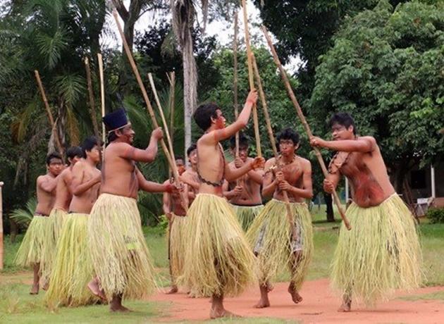 Mato Grosso do Sul tem a segunda maior população indígena do país, com mais de 73 mil pessoas; Panorama MS discute políticas públicas destinadas a essa parcela da população. (Foto: Leca/Governo de MS)
