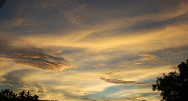 Dia deve ter céu com nebulosidade variável; Cemtec prevê que calor continua ao longo do dia. (Foto: Chico Ribeiro/Subcom)