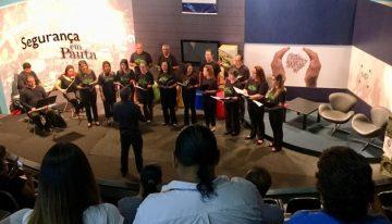 Fertel recebe Coral dos Servidores Públicos para Cantata Natalina