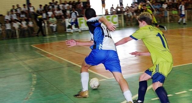 Futsal dos 33º Jogos Escolares de Campo Grande terá decisão na próxima semana. (Foto: Funesp/Divulgação)