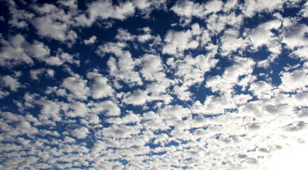 Dia varia entre baixa nebulosidade e céu claro no Estado; calor chega aos 40ºC no Leste. (Foto: Chico Ribeiro/Subcom/Arquivo)