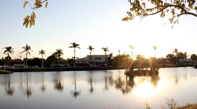 Dia será de calor de até 36ºC e umidade baixa a 30% no Estado, conforme o Inmet. (Foto: Chico Ribeiro/Subcom)