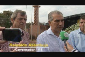 Reinaldo destacou importância de parcerias para consolidação do processo de digitalização que, agora, chega a Dourados. (Foto: TVE Cultura/Reprodução)