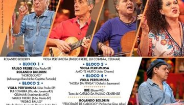 Sr. Brasil rende homenagens a Inezita Barroso, rainha da música brasileira de raiz
