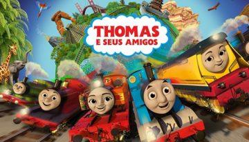 Nova temporada de Thomas e Seus Amigos estreia na TVE Cultura