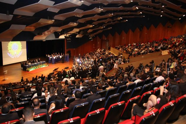 Diplomação dos eleitos em 2016; evento cabe ao TRE. (Foto: Edemir Rodrigues/Subcom/Arquivo)