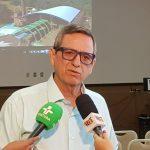 Bosco Martins destacou mais avanços na TVE Cultura, como chegada do sinal digital a mais 12 municípios e migração de satélite. (Foto: Maurício Borges)