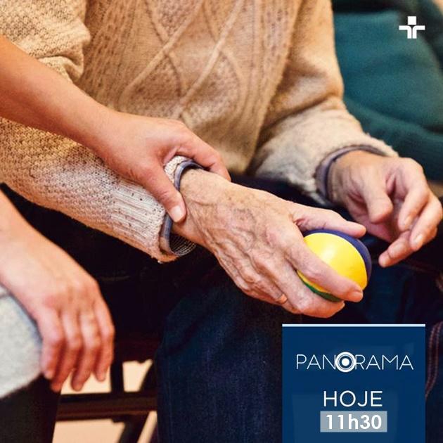 Panorama discute os cuidados com os pacientes que enfrentam o Alzheimer. (Imagem: TV Cultura/Adaptação)