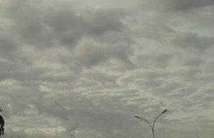 Dia promete ter céu variando de claro a nublado e registrar chuvas, sobretudo à tarde. (Foto: Ivanildo Gonçalves/Subcom/Arquivo)