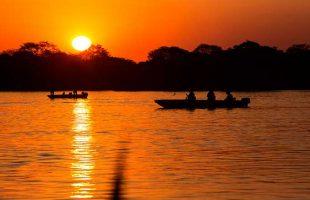 Pantanal terá calor de 38ºC nesta quarta-feira, conforme o Cemtec. (Foto: Subcom)