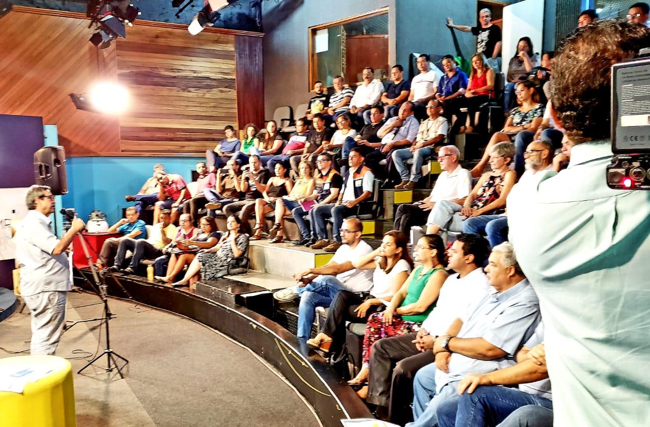 Bosco Martins colocou uso da tecnologia entre prioridades. (foto: Maurício Borges)