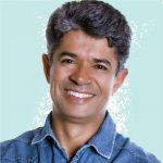 Rinaldo Modesto de Oliveira (PSDB), o Professor Rinaldo, é educador, foi vereador da Capital e é deputado estadual reeleito com 24.593 votos