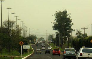 Dia pode ter chuvas isoladas em Campo Grande, segundo o Inmet. (Foto: Subcom/Arquivo)