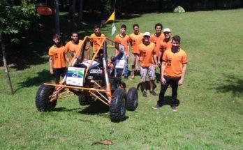 Javalis, da UCDB, equipe participa do Baja SAE-Brasil Petrobras na próxima semana. (Foto: Divulgação)