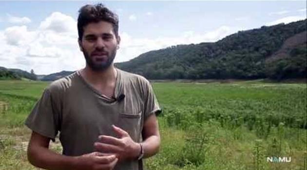 """D'Elia é considerado um dos expoentes do """"Cinema Pedrada"""". (Foto: Divulgação)"""