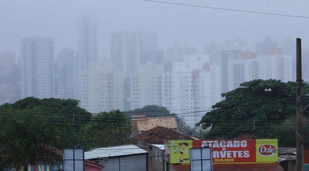Expectativa é de chuva em grande parte do Estado. (Foto: Edemir Rodrigues/Subcom/Arquivo)