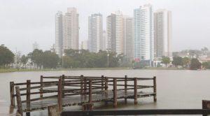 Dia será chuvoso na maior parte do Estado, prevê meteorologia. (Foto: Denilson Secreta/Arquivo)