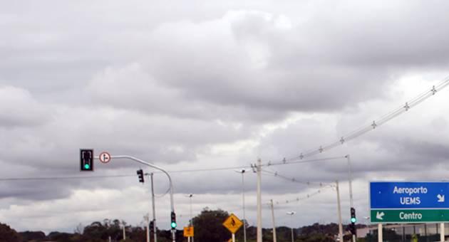 Inmet ainda prevê nebulosidade em boa parte do Estado, mas tendência é de melhoria no tempo. (Foto: Chico Ribeiro/Subcom/Arquivo)