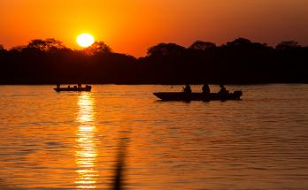 Paisagem do Pantanal; expectativa é de calor e altas temperaturas durante o fim de semana. (Foto: Subcom/Arquivo)