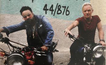 Shaggy e Sting faturaram o Grammy com 44/876. (Foto: Reprodução)