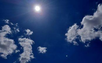 Dia deve ter céu entre claro e parcialmente nublado na região da Capital; Norte e Sudeste têm previsão de chuvas. (Foto: Humberto Marques/Fertel)