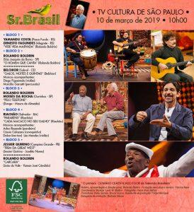 Confira a programação do Sr. Brasil deste domingo (10). (Imagem: Divulgação)
