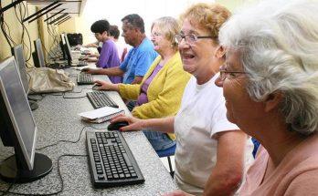 Panorama MS debate desafios para a inclusão digital na terceira idade. (Foto: Univiçosa/Reprodução)