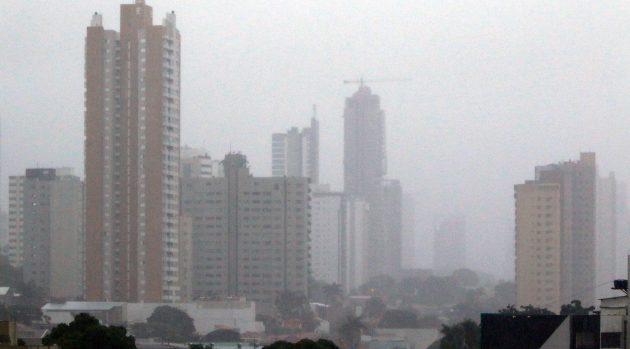 Previsão do Inmet aponta para chuva e ventos intensos no início da semana. (Foto: Edemir Rodrigues/Subcom)