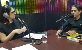 Edislon Reis falou ao Bom Dia Campo Grande sobre o Curso de Prevenção ao Suicídio, a ser ministrado na Famed da UFMS. Foto: Pedro Amaral)