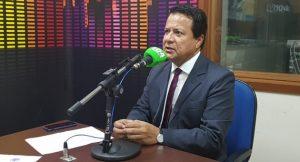 Amarildo Cruz reforçou a importância da Educação Fiscal no combate ao mau uso de recursos públicos. (Foto: Pedro Amaral/Fertel)
