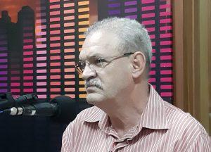 Secretário afirma que envolvimento da população é vital para vitória contra o Aedes. (Foto: Humberto Marques)
