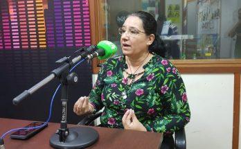 Mônica Souza detalhou motivos que a levaram a se especializar em Homeopatia Veterinária. (Foto: Pedro Amaral/Fertel)