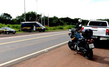 PRF contabilizou quase 2 mil autuações por excesso de velocidade durante a Operação Semana Santa. (Foto: PRF/Arquivo_