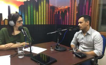 Procurador falou sobre ações do Abril Verde ao Bom Dia Campo Grande. (Foto: Rose Rodrigues/Fertel)