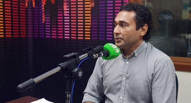 Presidente do Sescon-MS explica que a Malha Fina do IRPF visa a apontar erros nas informações. (Foto: Pedro Amaral/Fertel)