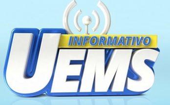 Informativo UEMS vai ao ar de segunda a sexta-feira, das 11h55 às 12h, na Educativa 104.7 FM. (Imagem: Divulgação)