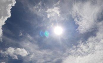 Quinta-feira deve ter céu parcialmente nublado na maior parte do Estado, com chance de chuvas isoladas. (Foto: Humberto Marques)