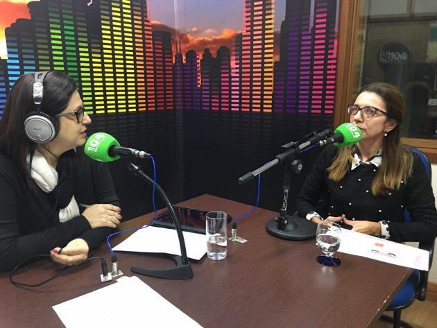 Vanessa Vieira apontou problemas causados pela cultura machista na defesa das mulheres vítimas de violência. (Foto: Fertel)