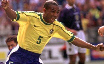 César Sampaio faturou a Copa América e foi vice mundial pela Seleção Brasileira. (Foto: TV Cultura/Divulgação)