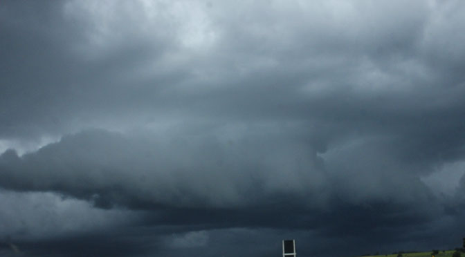 Meteorologia prevê um dia entre parcialmente nublado e nublado em todo o Estado, com chuvas no Norte e Noroeste. (Foto: Subcom)