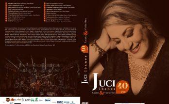 """""""40 Anos de Voz - Raízes e Vertentes"""" celebra carreira de Juci Ibanez. (Foto: Divulgação)"""